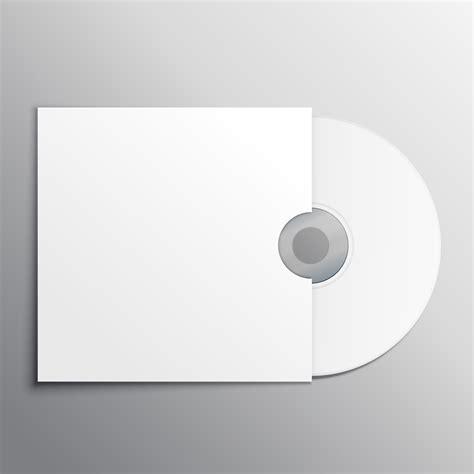 Cd Template Cd Dvd Mockup Presentation Template Free Vector