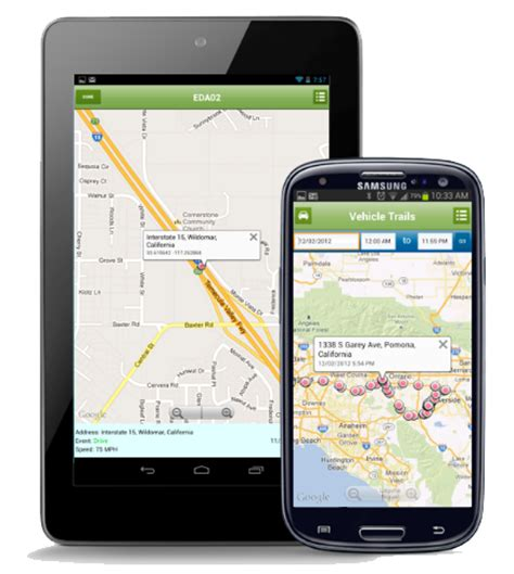 android gps tracker fleet tracking app for android manage your trucks on mobile