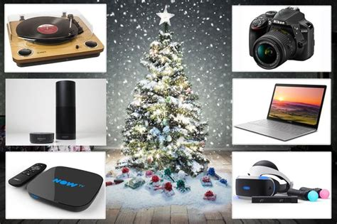 best christmas tech gifts 2016 our pick of the top