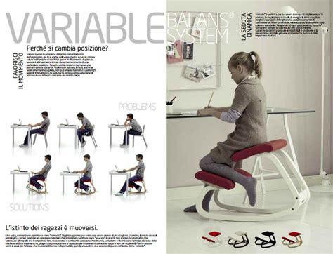 varier sedie ergonomiche variable sedia ergonomica balance system studio onfuton