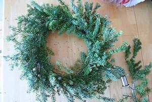 25 unique Homemade christmas wreaths ideas on Pinterest