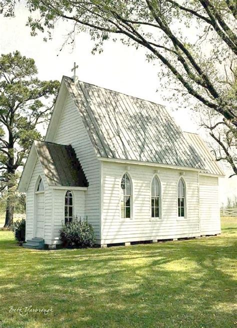 Chapel In Bertie County Nc Photo By Beth Yarbrough Old