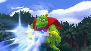 King K Rool Super Smash Bros For Wii U Gt Skins Gt Bowser
