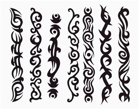 designs and meanings tribal tattoos meanings