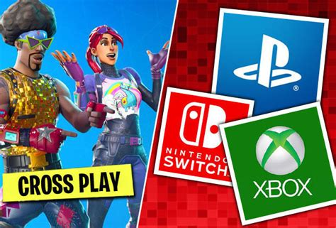 fortnite ps crossplay news announced sony playstation