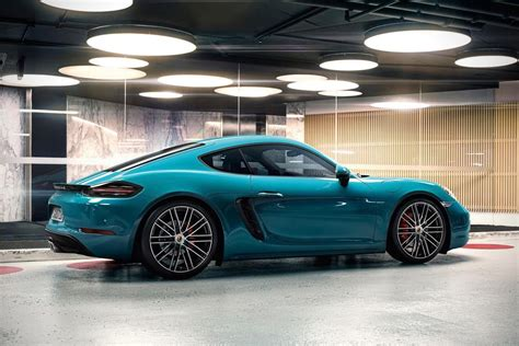 The 2017 Porsche Cayman Upgrades