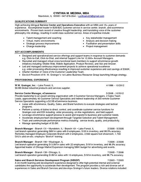Professional Accomplishments For Customer Service Resume by Accomphlishments On Resume For Customer Service Resume