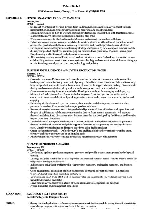 enterprise risk management resume analytics
