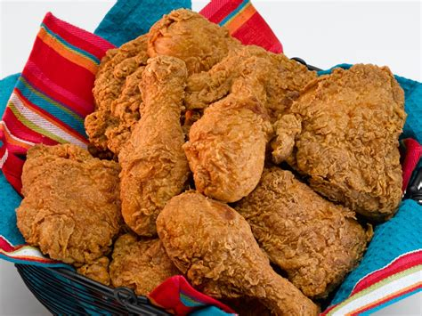 Images Of Fried Chicken Southern Fried Chicken Recipe Gac