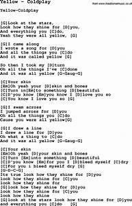 Best 25+ Yellow coldplay lyrics ideas on Pinterest ...