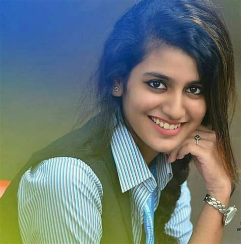 priya prakash varrier first film priya prakash varrier may not act in telugu films teluguodu