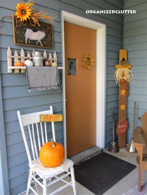 outdoor decorating more fall outdoor decor organized clutter