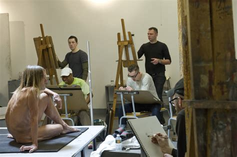 Londons Royal Academy Opens Its Historic Life Drawing Room To The Public News