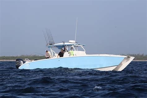 Fishing Boat Prowler Accident by Renaissance Prowler Custom Offshore Fishing Catamarans