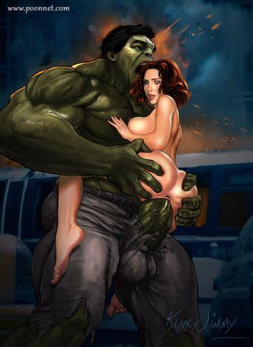 sie hulk porno