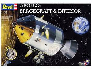1/32 Apollo: Spacecraft & Interior by Revell | HobbyLink Japan
