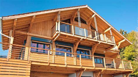 maisons contemporaines en bois franche comt 233 garnache