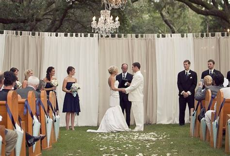 37 Gorgeous Ideas For Ceremony Backdrops