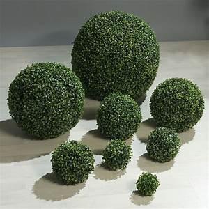 Boule Buis Artificiel : boule buis artificiel ~ Teatrodelosmanantiales.com Idées de Décoration