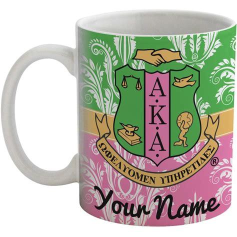 Browse the user profile and get inspired. AKA & Damask Coffee Mug - Joan's Monogram