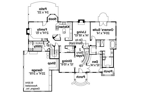 colonial floor plans awesome house plans colonial 22 pictures house plans 57326
