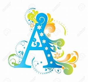 letter a design formal letter template With design your letters