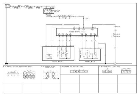 sunroof wiring diagram wiring diagram