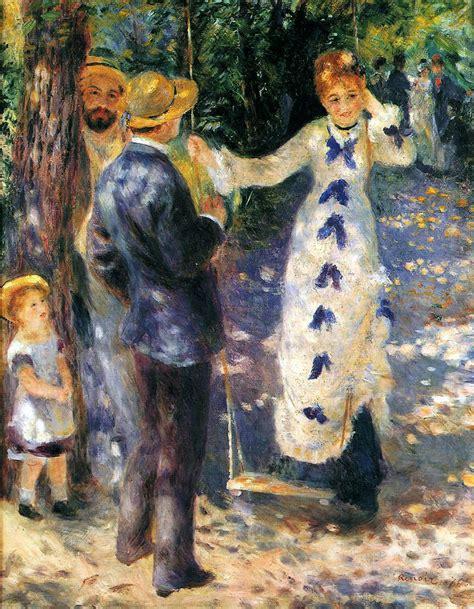 Impressionism Pierre Auguste Renoir My French Quest