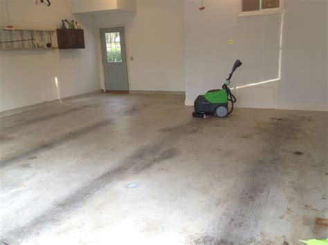 Epoxy Garage Floor Painting