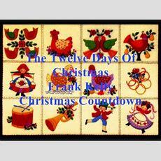The Twelve Days Of Christmas  Frank Kelly  With Lyrics Youtube
