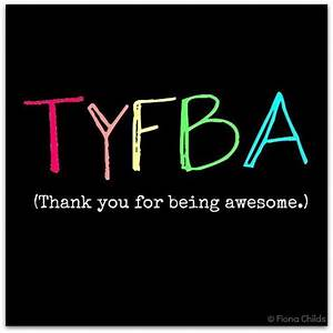Thank you for being awesome @Lauren Jane Blackheart and ...