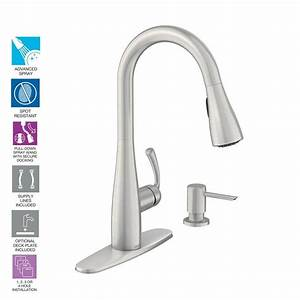 Moen Kitchen Faucet Installation
