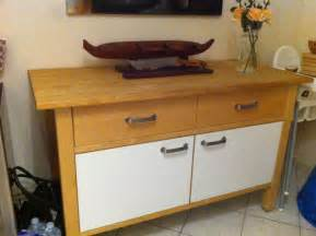 Meuble Buffet Cuisine : troc echange meuble de cuisine ikea varde sur france ~ Teatrodelosmanantiales.com Idées de Décoration
