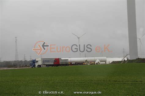Самый высокий в мире ветрогенератор построен в Германии