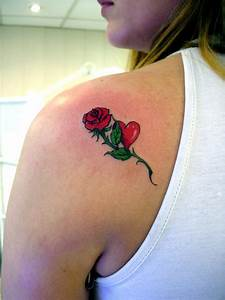 Rose En Tatouage : body station tatouage rose le blog de body station ~ Farleysfitness.com Idées de Décoration