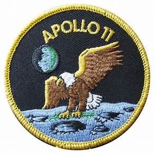 Apollo 11 Souvenir Version – A-B Emblem
