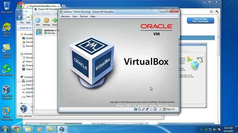 Virtualbox And Windows 7 X64 Install Youtube
