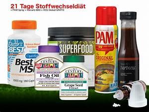 21 Tage Stoffwechselkur Komplettpaket HCG Dit