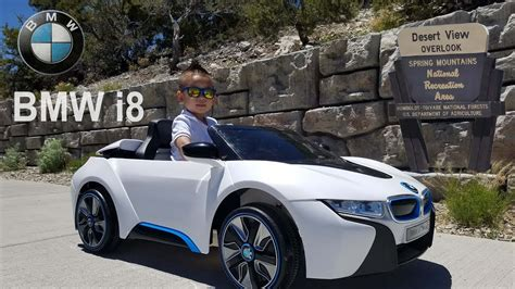 Power Wheels Bmw by Power Wheels Bmw I8 6 Volt Electric Battery Ride On At