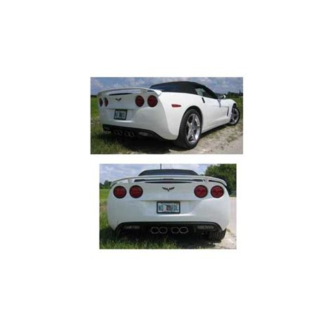 corvette wing rear street racer john greenwood design