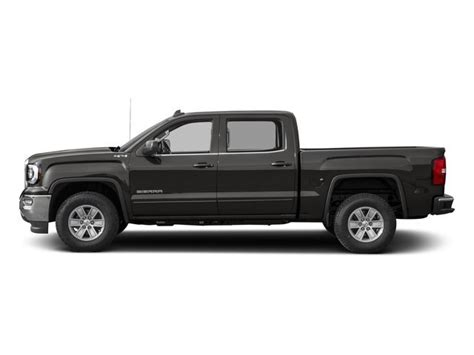 2017 White 4 Door Gmc 1500 by Used 2017 Gmc 1500 Sle 4x4 Truck For Sale In