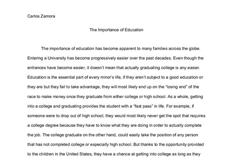 Sample Essay Thesis Statement  Controversial Essay Topics For Research Paper also Importance Of English Language Essay Essay On Newspaper Importance Of Education Argumentative Essay Thesis Statement