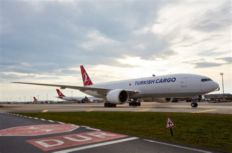 turkish cargo moves brazil flights  viracopos