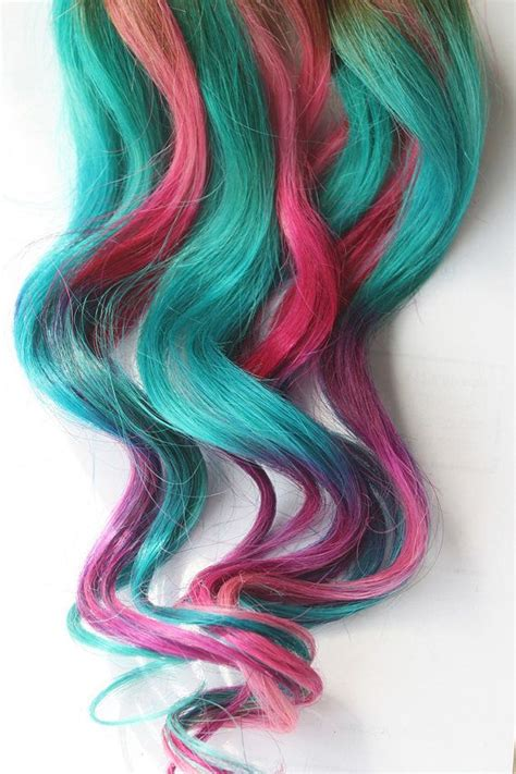 17 Best Images About Tye Dye Hair On Pinterest Dip Dyed