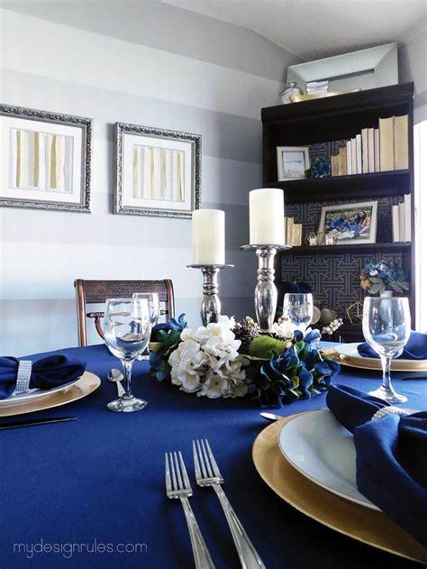 Make An Easy, Elegant Thanksgiving Tablescape  My Design