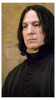 Harry Potter fan theory claims Professor Snape didn't die ...