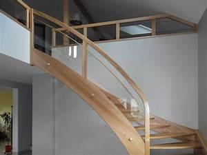 Renover Un Escalier En Bois : moderniser son escalier cheap moderniser un escalier en ~ Premium-room.com Idées de Décoration