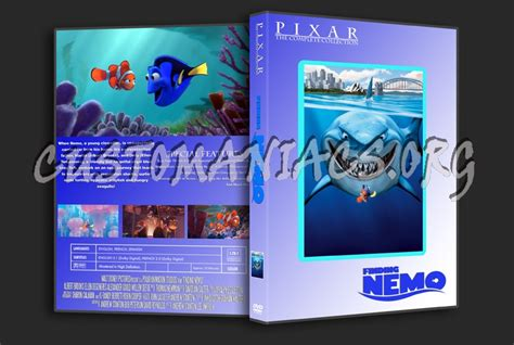 Pixar Collection Dvd Cover