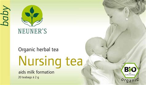Neuners Organic Nursing Tea Alternative Natural Health