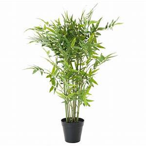 FEJKA Artificial potted plant Bamboo 12 cm - IKEA